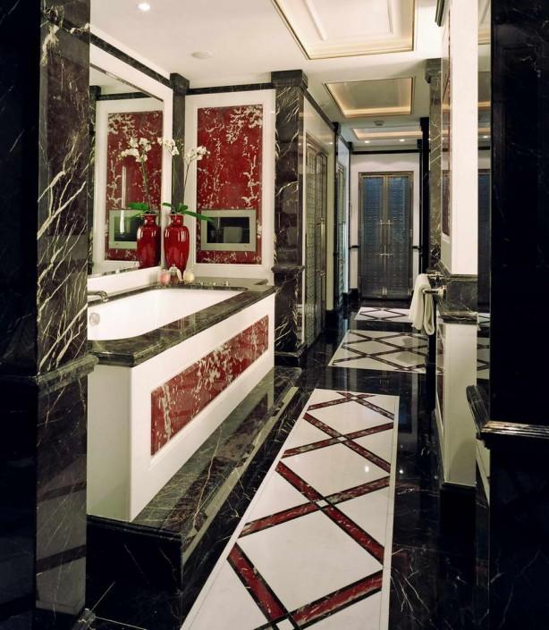 Adlon Hotel Berlino, Noir St Laurent, Rosso Francia, Thassos