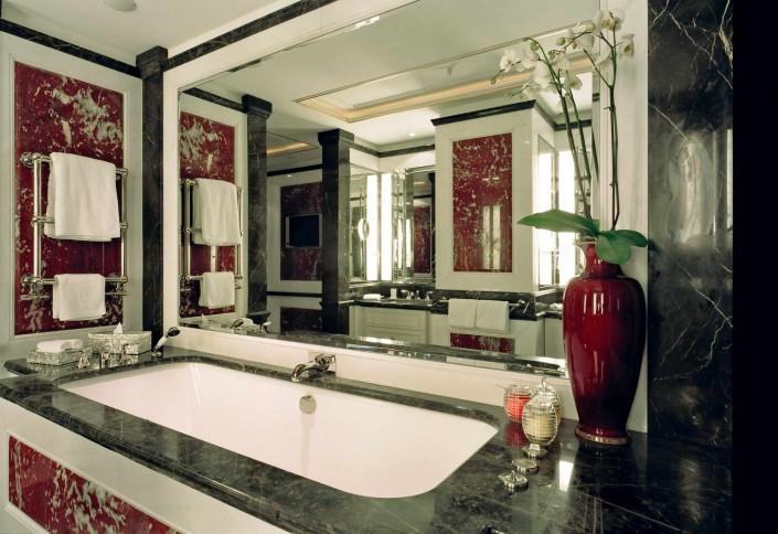 Adlon Hotel Berlino, Noir St Laurent, Rosso Francia, Thassos - 2