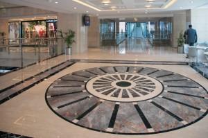 Shopping Center, Dubai, Qatar, Botticino, Nero Marquina, Salomé, Rosso Levanto