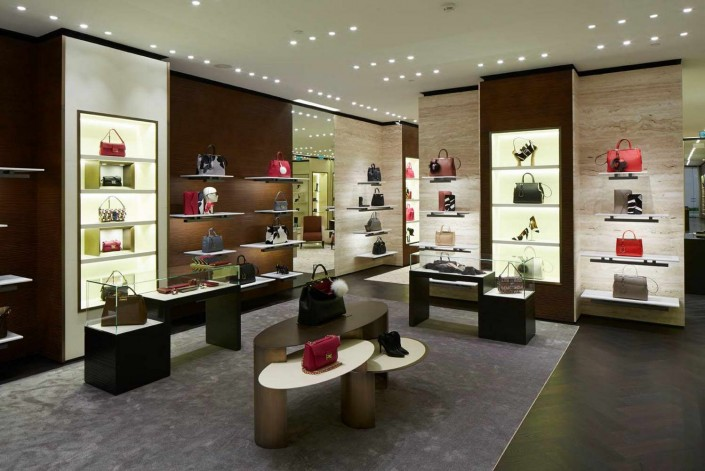 Fendi Boutique Istanbul Turchia