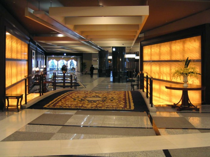 Hotel in Yellow onyx - 3