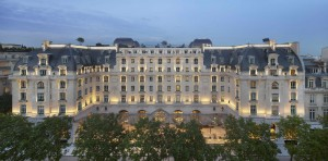 Hotel Peninsula, Paris, Exterior View