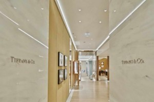 Tiffany & Co - via Condotti, Roma
