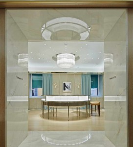 Tiffany & Co - via Condotti, Roma