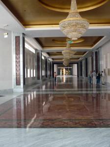 Presidential Area Airport - marble floors - 1