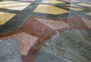 Presidential Area Airport - marble floors - 5