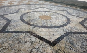 Presidential Area Airport - marble floors - 6