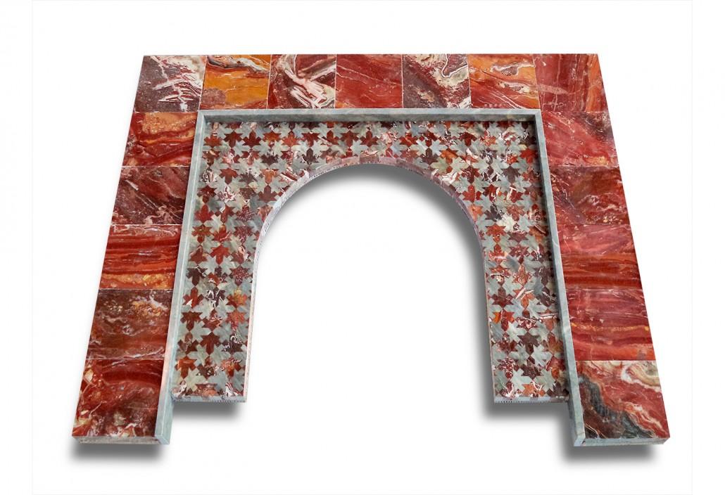 Camino In Marmo Bianco : Alabastro bianco marmo camino buy mattonelle di marmo camino