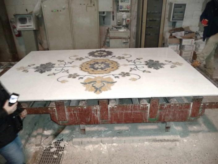 Decorative Marble Floor - 1