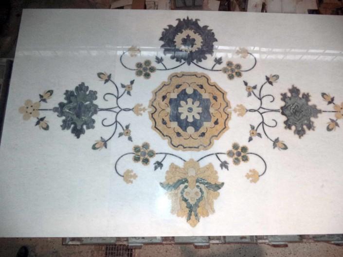 Decorative Marble Floor - 2