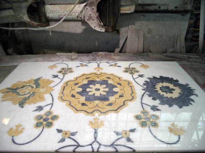 Decorative Marble Floor - 4
