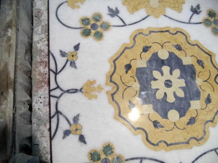 Decorative Marble Floor - 5