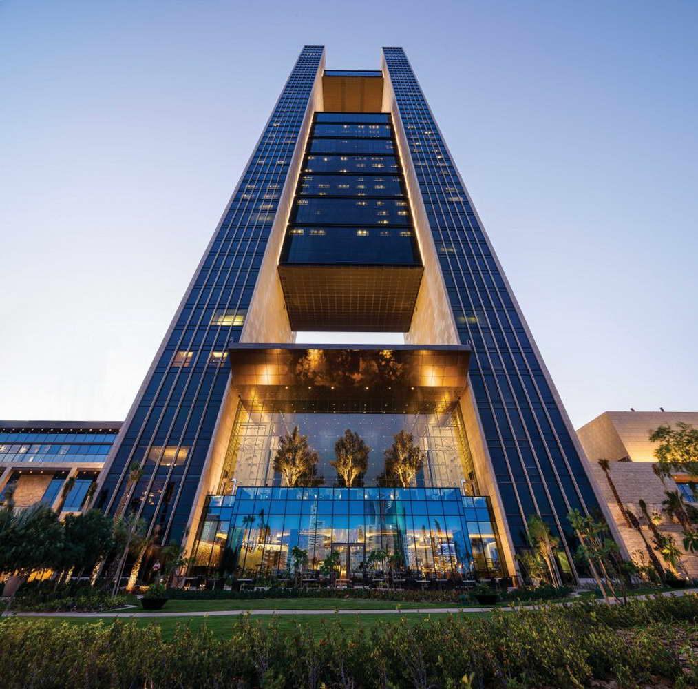 Four Seasons Hotel Manama Bahrain Marmo Grigio Carnico Scuro