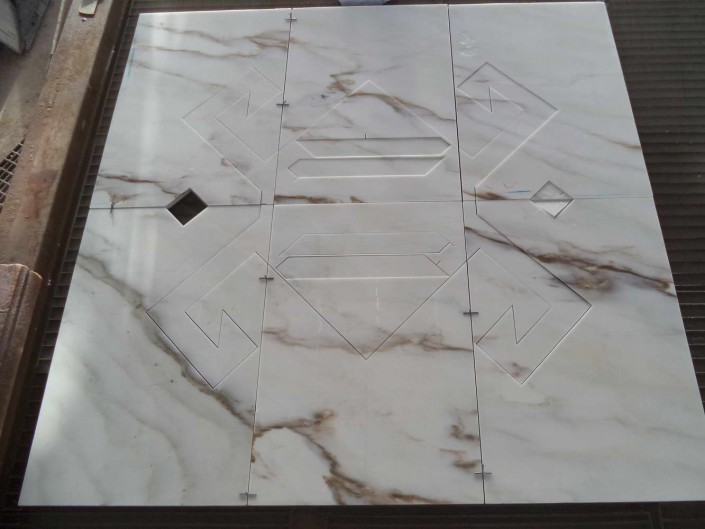 Lobby Marble Wall Cladding - 3
