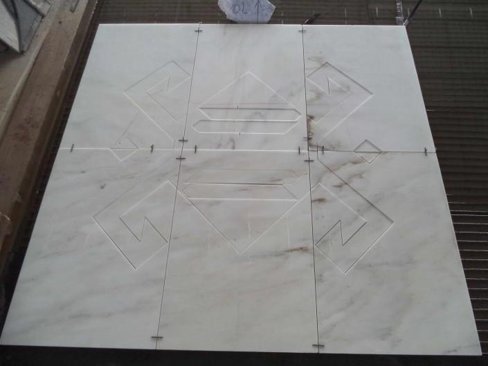 Lobby Marble Wall Cladding - 4