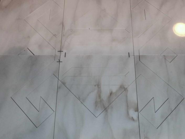 Lobby Marble Wall Cladding - 5