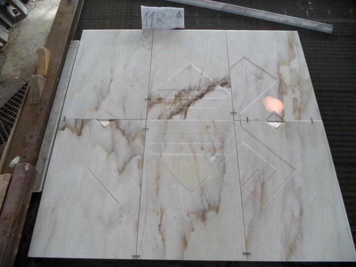 Lobby Marble Wall Cladding - 9