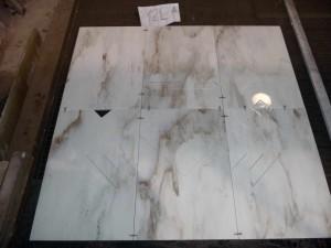 Lobby Marble Floor - 7