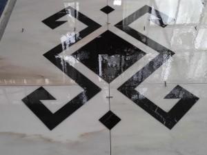 Lobby Marble Floor - 8
