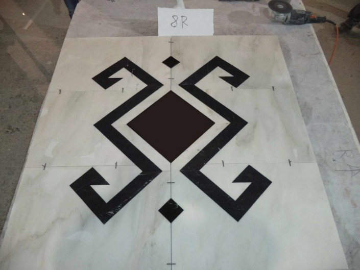 Lobby Marble Floor - 9