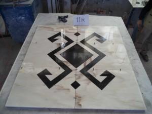 Lobby Marble Floor - 11