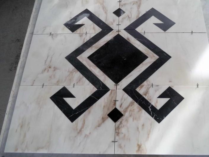 Lobby Marble Floor - 13
