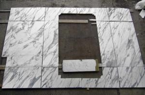 Marble Floors Pre-Installation