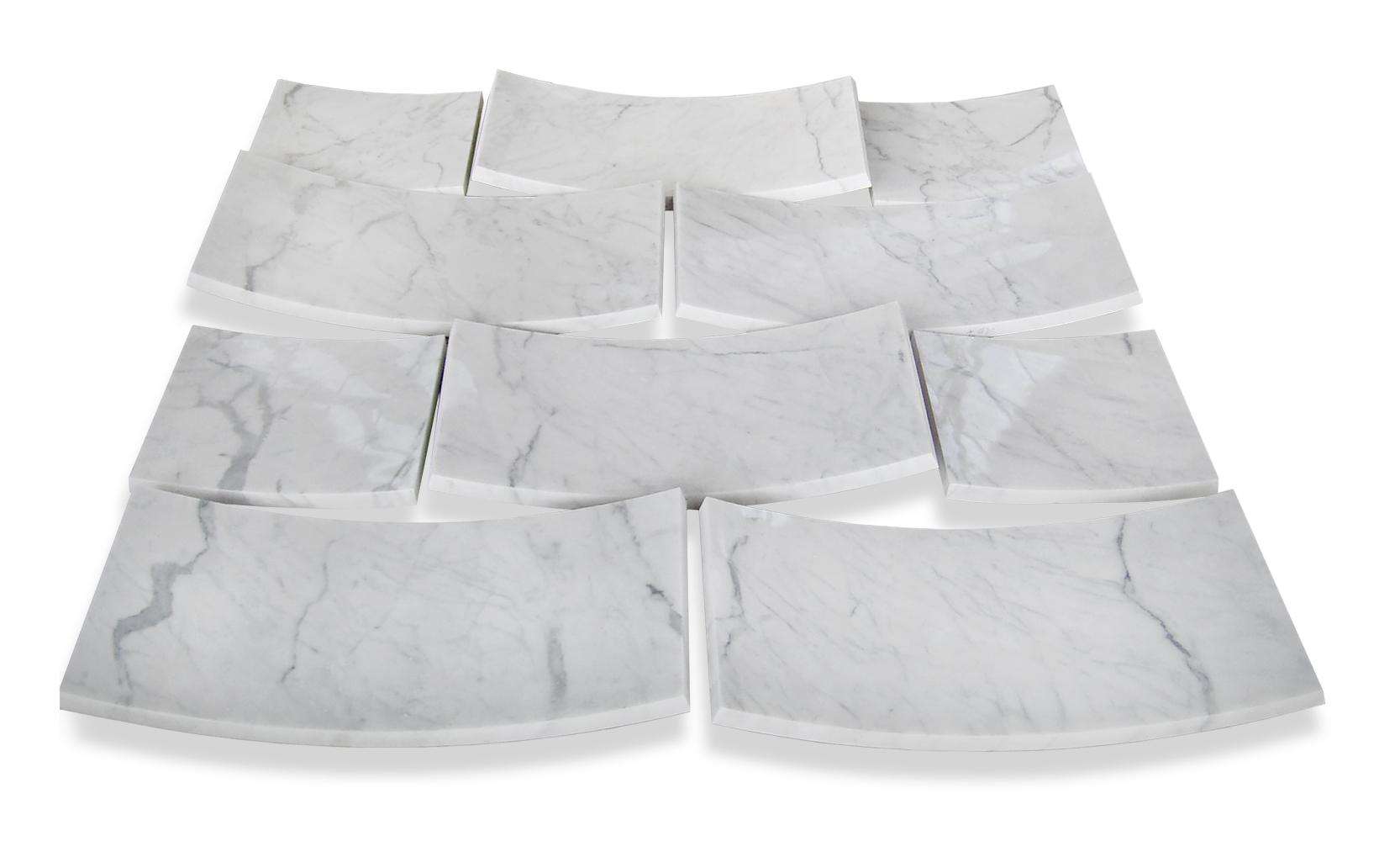 lavorazione concava marmo