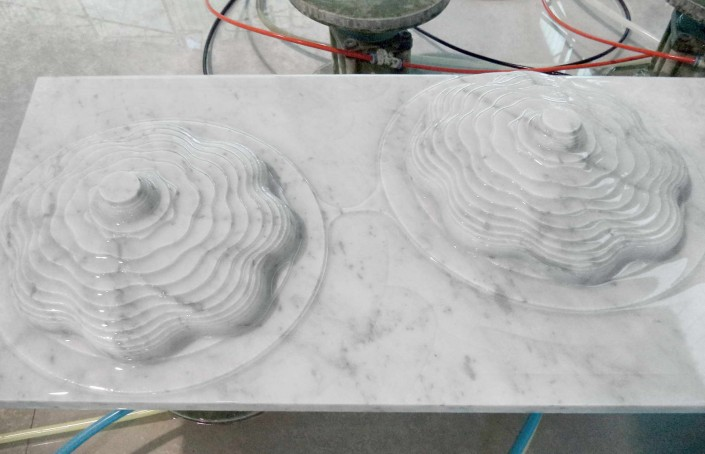 laboratorio Marble + carrara - 12