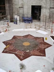 posa in opera pavimento in marmo 2