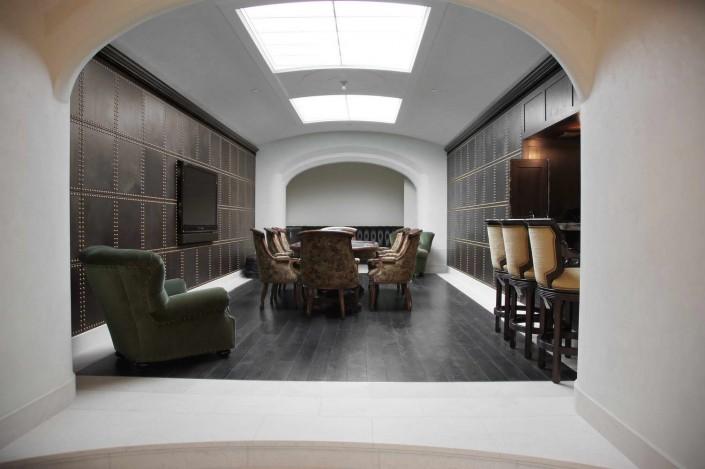 Villa Privata Usa Salone