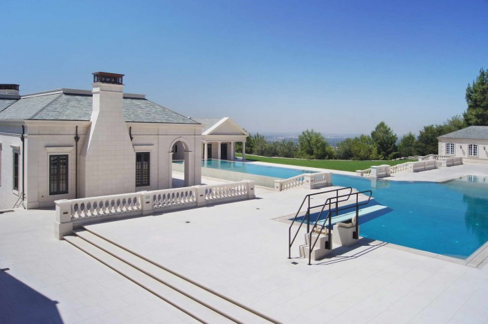 Villa Privata Usa piscina marmo