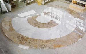 waterjet - Intarsio in Marmo - 3