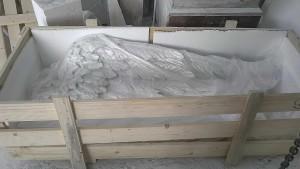 Ali in Marmo di Carrara 014