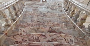 Scalinata in Marmo SARRANCOLIN 494