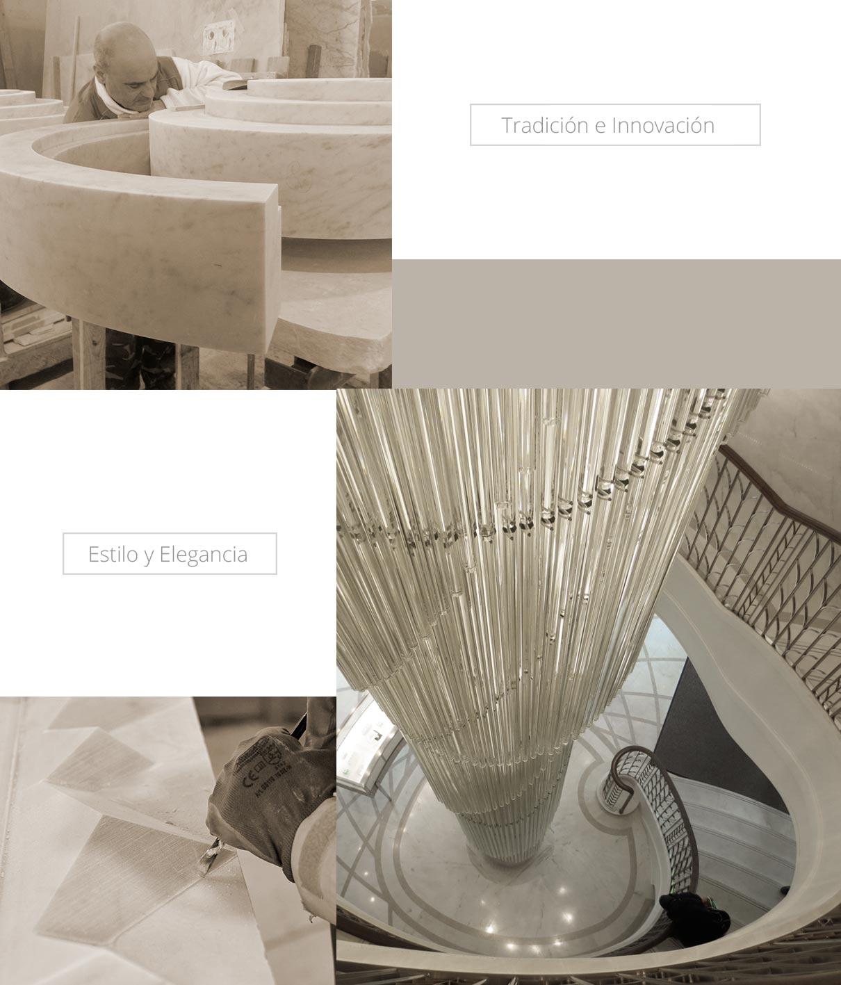 Tradición e Innovación - Estilo y Elegancia