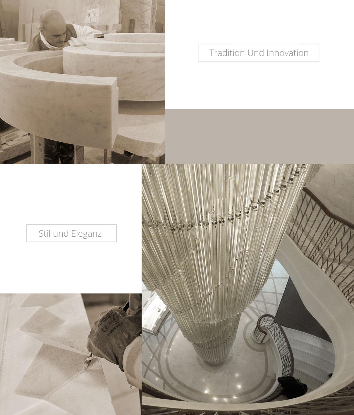 Tradition Und Innovation - Stil und Eleganz